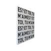 ET TOI? Lavagna Magnetica - Portafoto di Design