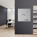 orologio-parete-lavagna-magnetica-design-wall-clock-magnetic-board-nice-time-big-white
