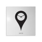 orologio-parete-minimal-design-wall-clock-youarehere-white-black