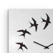 orologio-parete-design-wall-clock-birds-white-detail