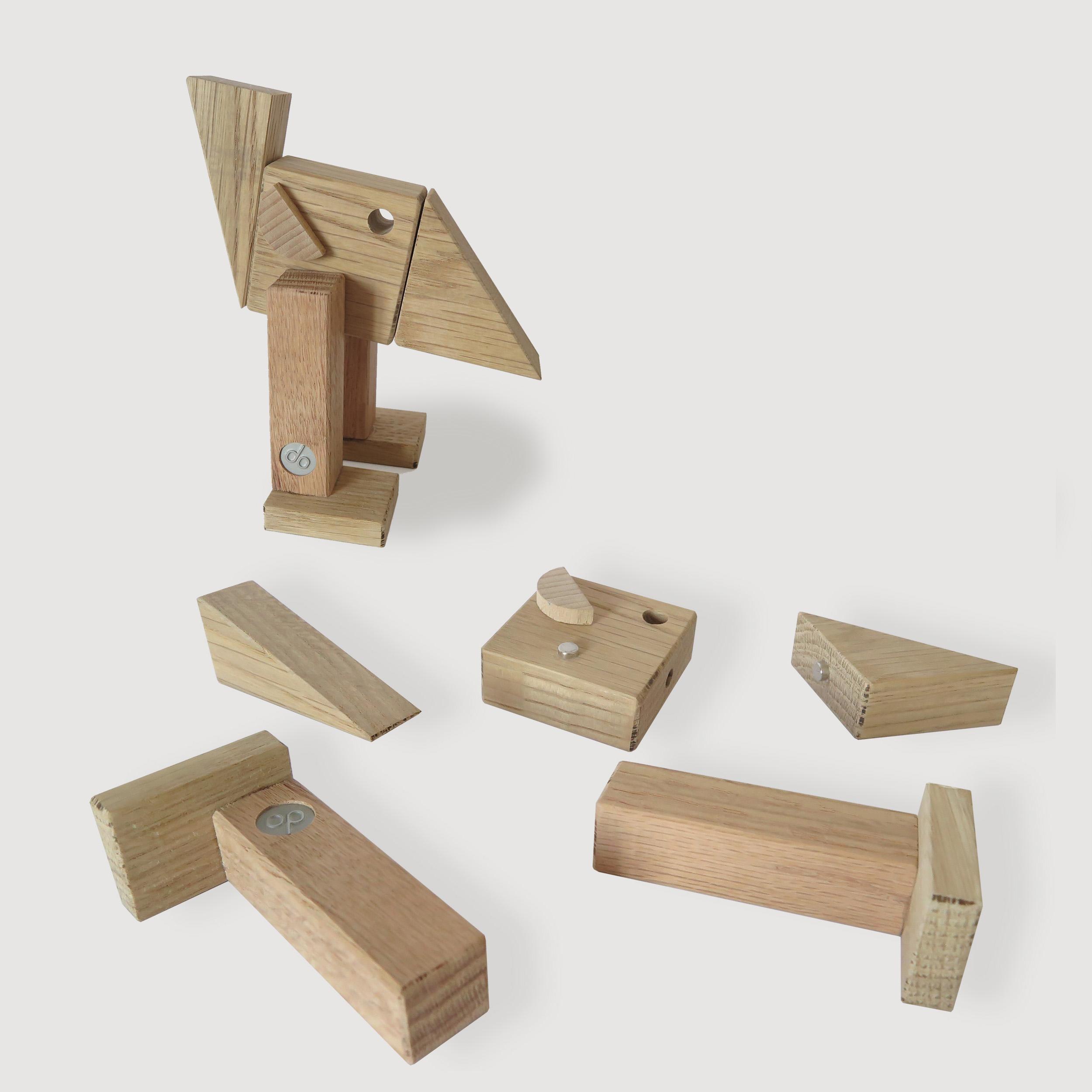 giocattolo design magnetico