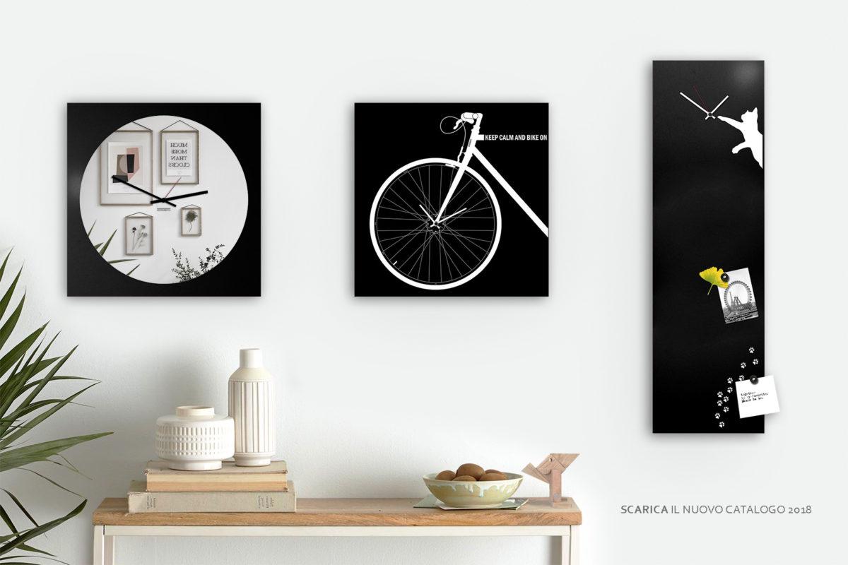 nuovo catalogo orologi moderni di design designobject