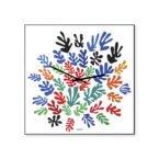 orologio artistico moderno colorato Matisse
