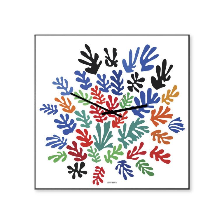 Orologio Arte Matisse