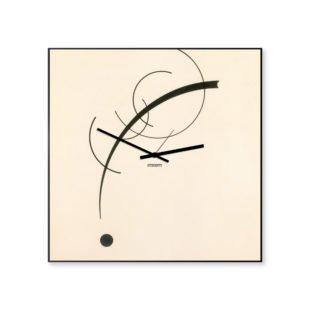 orologio da muro artistico design Kandinsky
