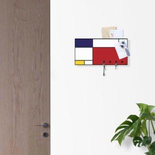 Porta lettere Mondrian