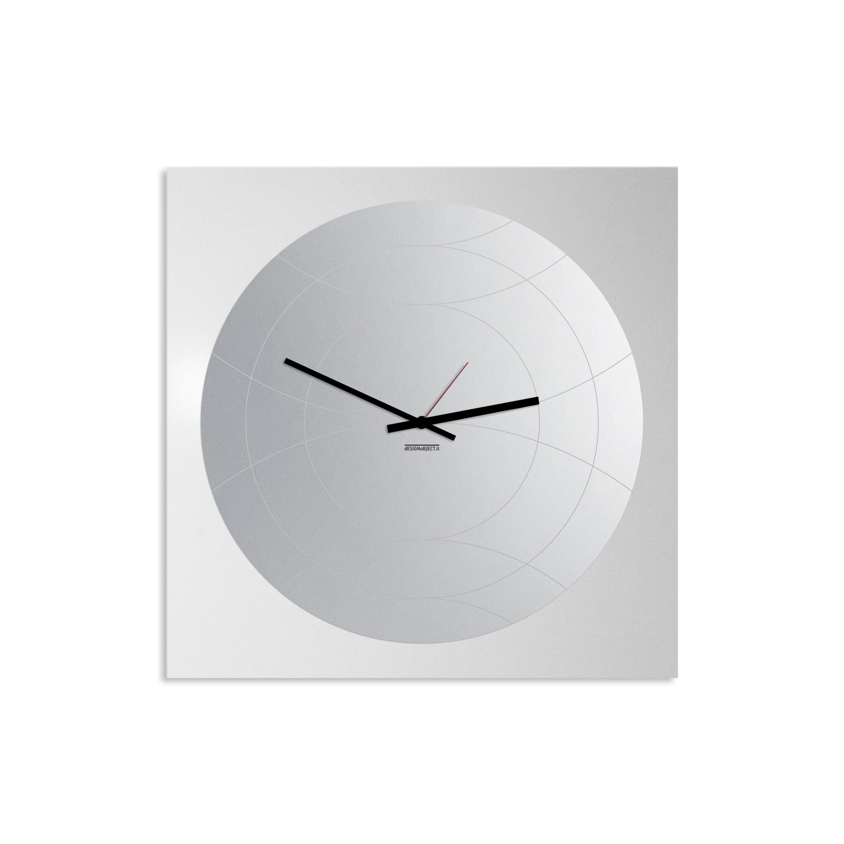 Orologio specchio di design designobject - Specchio di design ...