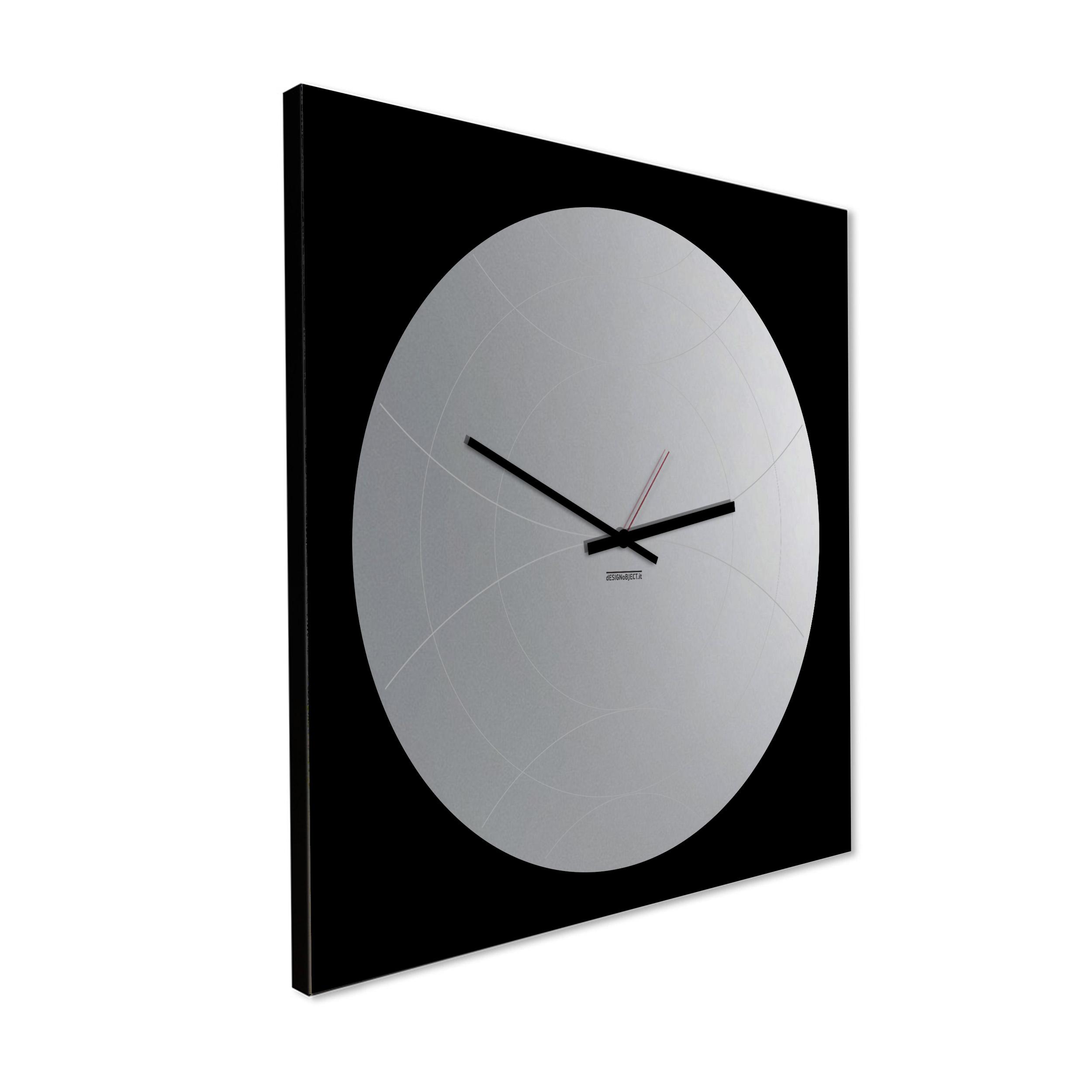 Orologio specchio di design designobject - Orologio a specchio ...