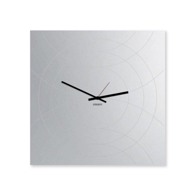 orologio specchio da parete arredamento design