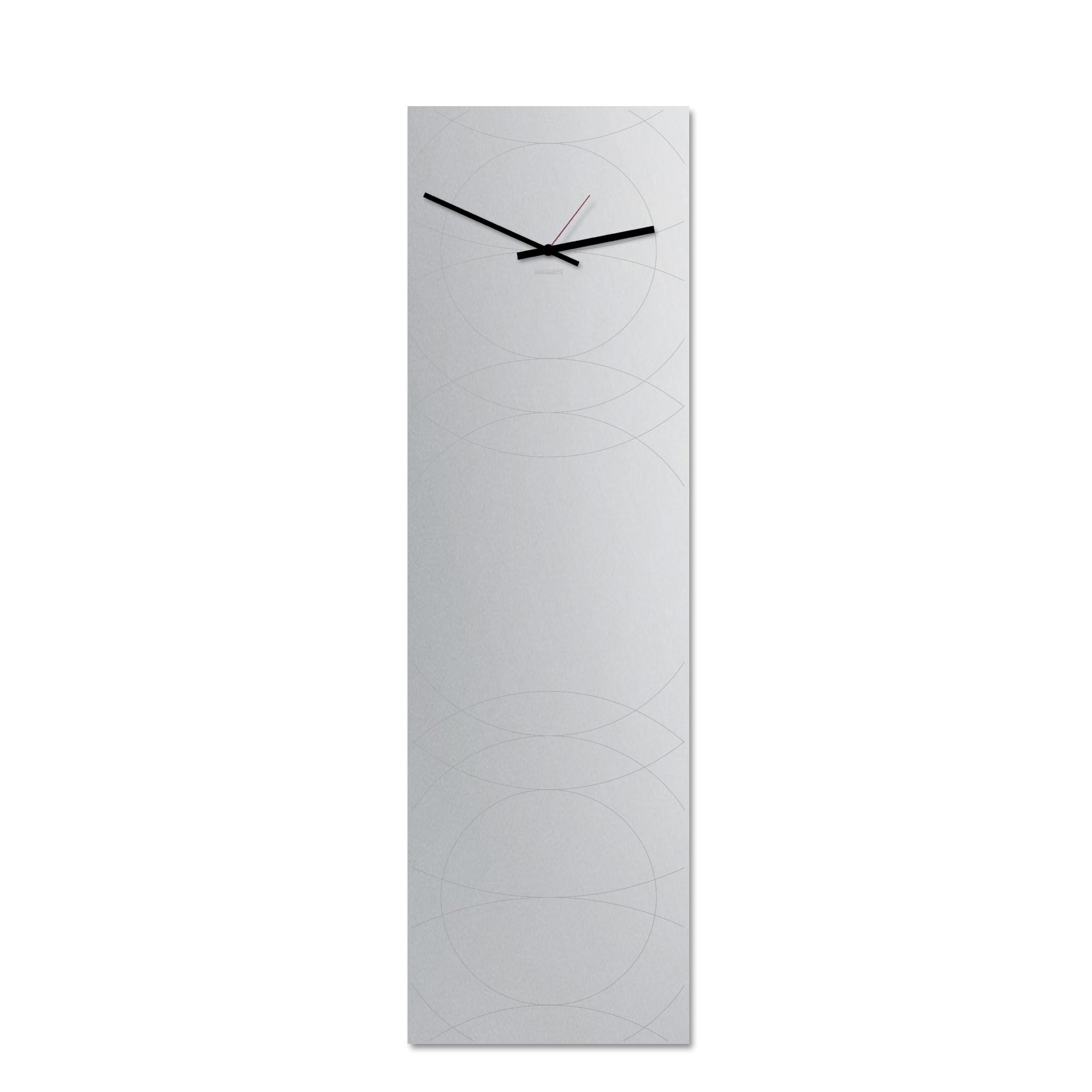 Orologio specchio di design designobject for Specchio design moderno da parete