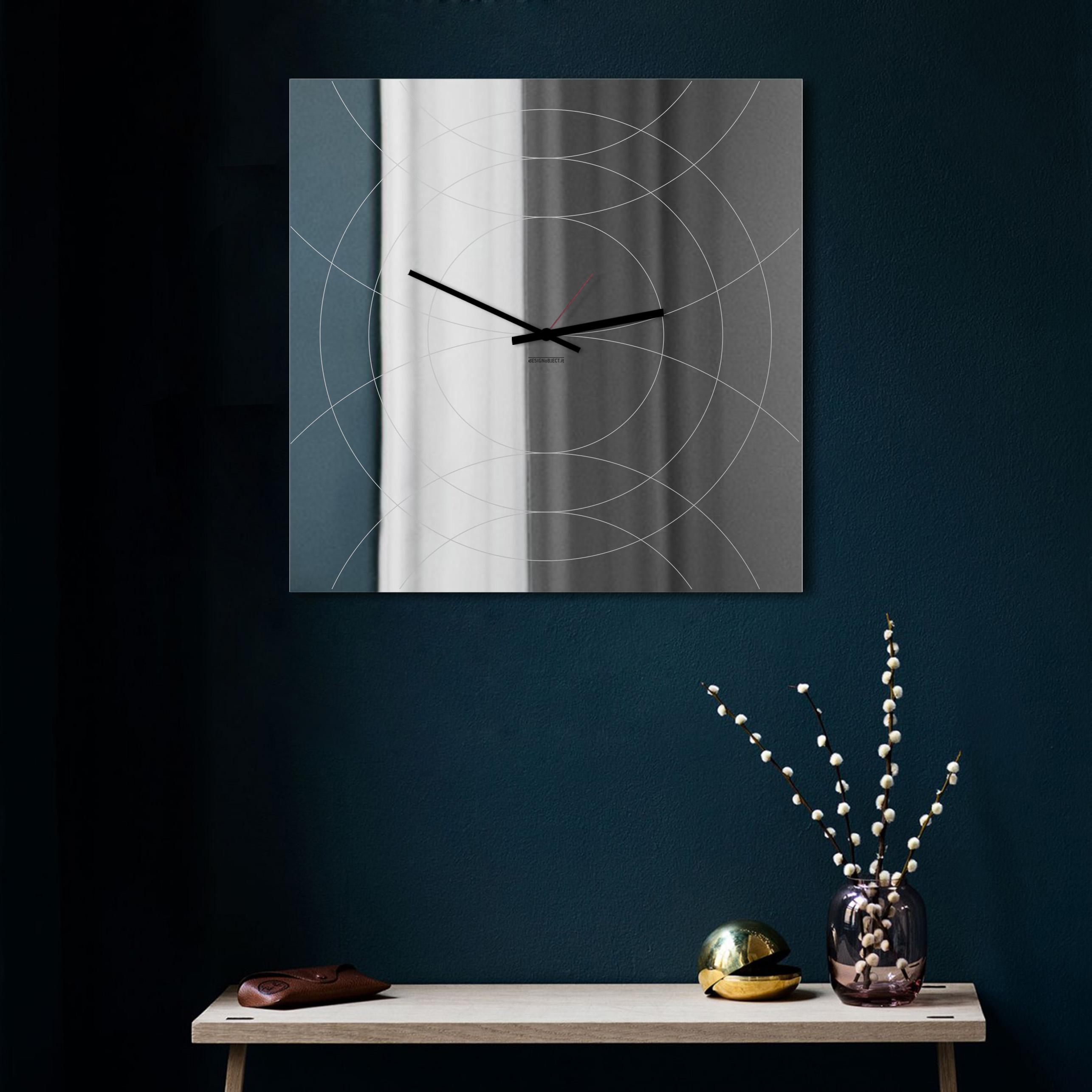 Orologio Specchio di Design   dESIGNoBJECT