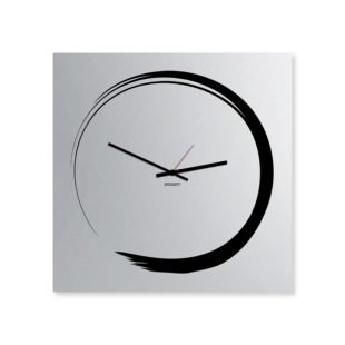 S-Enso Clock-Mirror